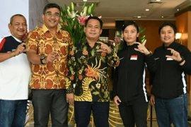 Rektor apresiasi mahasiswa Unimed raih medali SEA Games Filipina