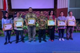 Wartawan LKBN ANTARA raih penghargaan karya jurnalistik BATAN