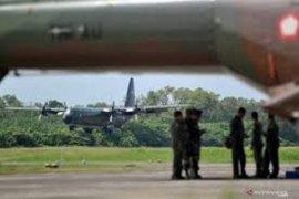 TNI kerahkan Hercules ke China angkut logistik kesehatan virus corona