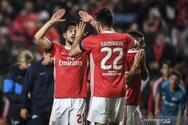Benfica kunci tiket Liga Europa, taklukkan Zenit