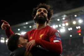 Klopp puji gol sensasional Mohamed Salah