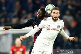 Lyon imbangi Leipzig, raih tiket ke 16 besar Liga Champions