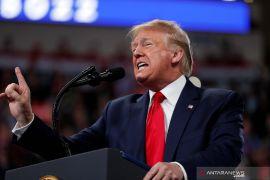 Presiden Donald Trump dimakzulkan DPR