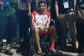 Evan Dimas sudah maafkan pemain Vietnam Doan Van Hau