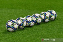 Lima tim grup A-D Liga Champions berebut dua tiket 16  besar