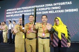 Dua layanan publik di lingkungan Pemkot Pontianak raih penghargaan dari Kementerian PAN-RB