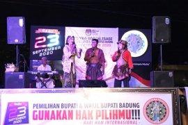 KPU Badung gebyar sosialisasi Pilkada Badung 2020