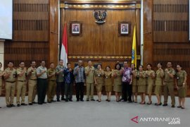 Kementerian PANRB bicara manajemen ASN kepada birokrat Bali