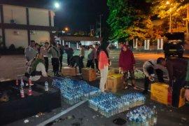 Satpol PP Pemkot Ternate intensif tertibkan peredaran miras dan petasan