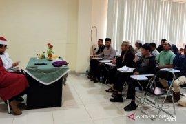 Tahsin Al Ghozy beri pelatihan teori tajwid untuk guru baca Alquran