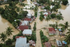 Sembilan sekolah terdampak banjir di Limapuluh Kota Sumbar