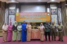 Dharma Wanita Persatuan (DWP) Banjarmasin laksanakan HUT