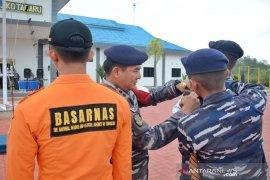 Lanal Kotabaru tingkatkan kemampuan operasi SAR dalam penanggulangan bencana