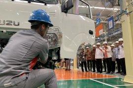 Ekspor produk otomotif Indonesia ditargetkan Presiden capai 1 juta unit