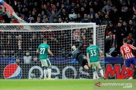 Liga Champions, Atletico Madrid rebut tiket 16 besar Liga Champions dampingi Juventus