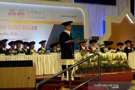 Haedar Nashir dikukuhkan sebagai guru besar ilmu sosiologi UMY