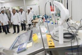 Menristek: Indonesia tingkatkan kemampuan pengembangan vaksin COVID-19