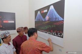"""Pameran """"Rwa Bhineda"""" rekam kesedihan dan kegembiraan warga Bali"""