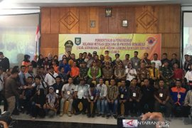 Gubernur: Bengkulu masuk kawasan rawan bencana alam