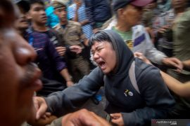 Polda Jabar periksa 62 polisi terkait penggusuran di Tamansari