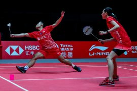 Hafiz/Gloria gagal ke semifinal BWF World Tour Finals 2019