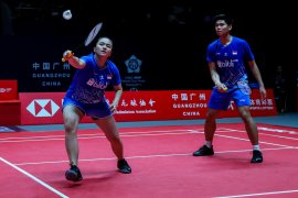 BWF Finals 2019: Praveen/Melati telan kekalahan kedua