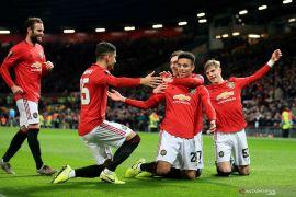 Manchester United gandeng Alibaba perluas pasar di China
