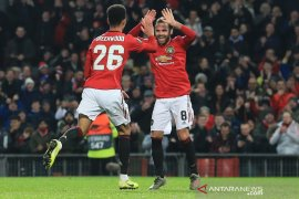 Liga Europa, Gulung AZ Alkmaar 4-0, Manchester United rajai Grup L