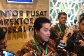 Erick Thohir akan periksa 142 anak usaha  Pertamina