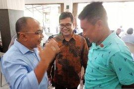 Stafsus Presidenberharap ANTARA menjadi kantor berita mendunia