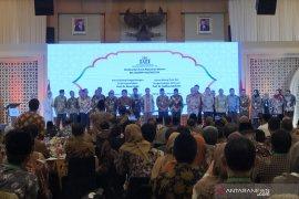 Menkeu Sri Mulyani lantik DPP Ikatan Ahli Ekonomi Islam Indonesia