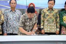 Pemkot Tangerang - BKSP kerja sama tingkatkan  udara bersih