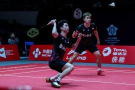 Kevin/Marcus jadi wakil ketiga  Indonesia ke semifinal