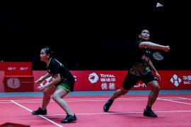 Dua ganda campuran Indonesia tumbang di babak pertama