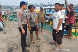 Polres Bangka Barat dorong warga pesisir aktifkan siskamling