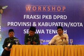 Kader PKB diwajibkan berkhidmat kepada NU
