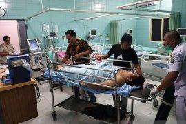 Jurnalis TVRI Medan kecelakaan usai meliput