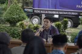 Rizki Kecam Penembakan Anggota Polri Asal Pandeglang