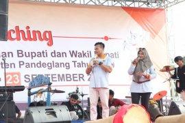 KPU Pandeglang 'launching' Pilbup tahun 2020