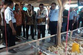 Kemenkumham dirikan tempat pelatihan ternak ayam bagi warga binaan Lapas Garut