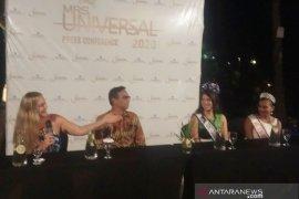 """""""Mrs Universal 2019"""" kunjungi Klungkung-Bali"""