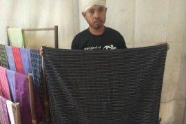 Pekan Ekonomi Kreatif Lebak, kain tenun Badui diminati pengunjung