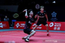 Minions terhenti di semifinal, ditundukkan Endo/Watanabe