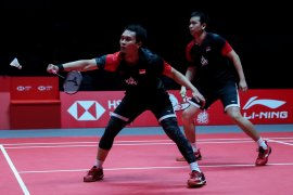 Dua wakil Indonesia siap tampil maksimal di final BWF World Tour