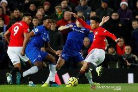 Liga Inggris, Greenwood selamatkan MU dari kekalahan kontra Everton