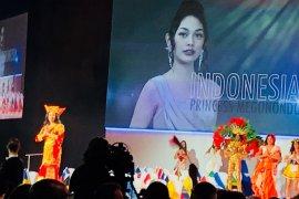 Princess Megonondo ambil bagian pads ajang Miss World London