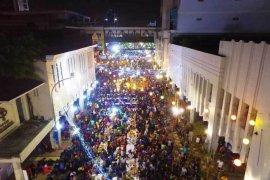 Kunjungan wisatawan di Kota Surabaya lampui target