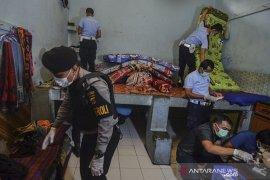 Penggeledahan lapas Tasikmalaya