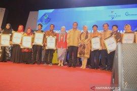 Pemkab Asahan terima penghargaan Gemarikan dari Kementerian Kelautan dan Perikanan