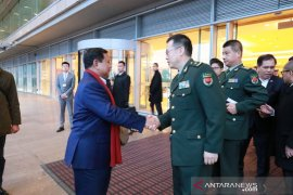 Prabowo melawat ke China